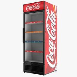 Холодильные витрины - Холодильник витрина coca-cola, 0