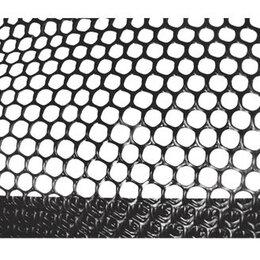 Комплекты садовой мебели - Сетка газонная черная в рулоне 2х30, ячейка 9х9 мм, 0