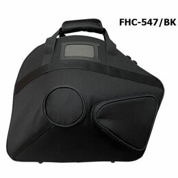 Аксессуары и комплектующие - Кейс для валторны BRAHNER FHC-547/BK , 0