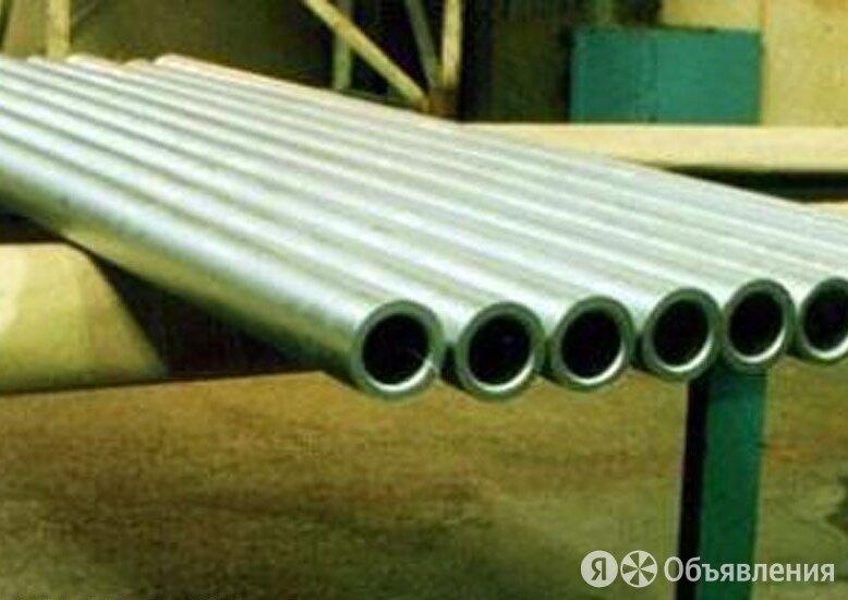 Труба титановая 20х3 мм ПТ3ВМ ГОСТ 24890-81 по цене 1378₽ - Металлопрокат, фото 0