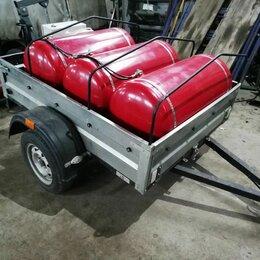 Элементы систем отопления - Минигазгольдер на прицепе 600 литров, 0