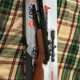Игрушечное оружие и бластеры - Игрушка - Пневматическая винтовка, 0