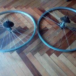 Обода и велосипедные колёса в сборе - Велосипедное колесо 26, 0