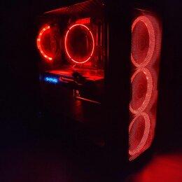 Настольные компьютеры - Игровой компьютер мощный , 0