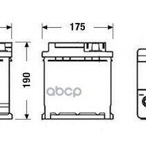 Аккумуляторы и комплектующие - Аккумуляторная Батарея 95ah Deta Start-Stop Agm 12v 95ah 850a Etn 0(R+) B13 3..., 0