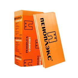 Изоляционные материалы - Экструдированный пенополистирол Пеноплэкс 50 мм., 0