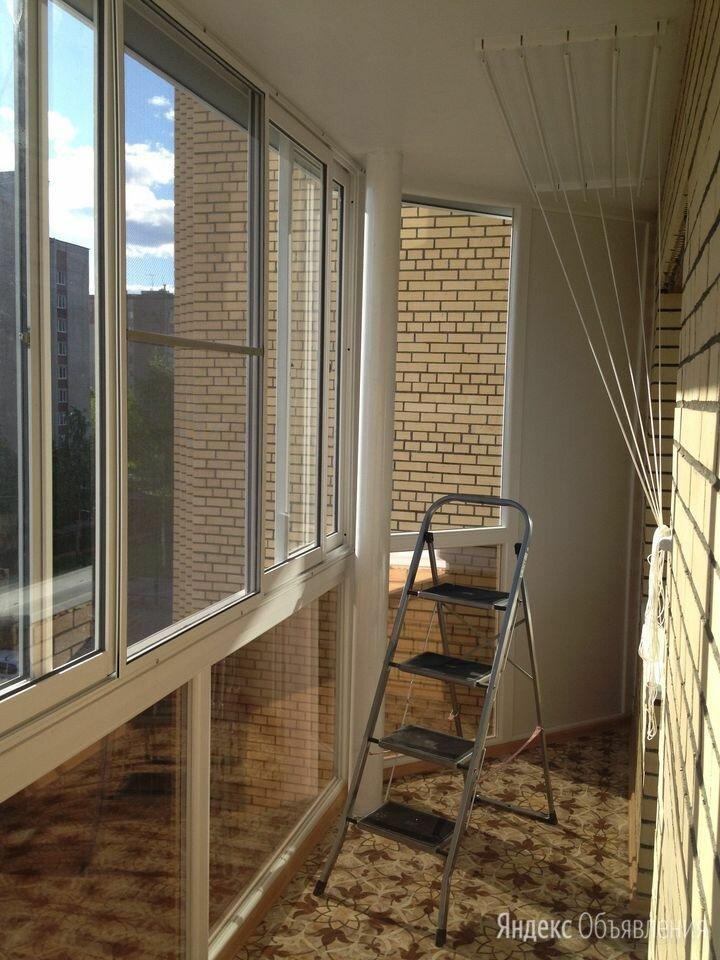 Остекление лоджий, балконов, террас, беседок по цене 10000₽ - Кровля и водосток, фото 0