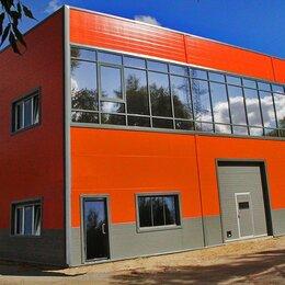 Готовые строения - Быстовозводимое модульное здание, 0