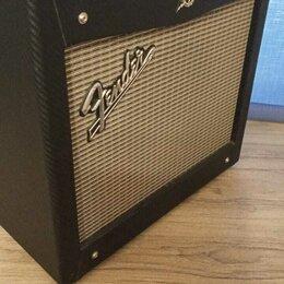 Гитарное усиление - Программируемый Комбо Усилитель Fender Mustang I, 0