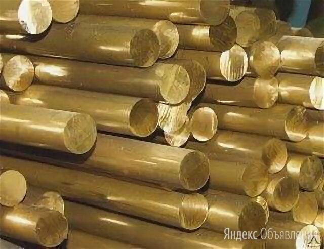Пруток бронзовый 30, БрАМц 9-2 ГОСТ 1628-78 по цене 620₽ - Металлопрокат, фото 0