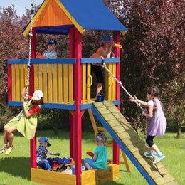 Игровые и спортивные комплексы и горки - Детская площадка для дачи, 0