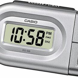 Карманные часы - Настольные часы Casio DQ-543-8D, 0