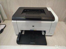 Принтеры и МФУ - Цветной Лазерный HP Color LaserJet Pro CP1025, 0