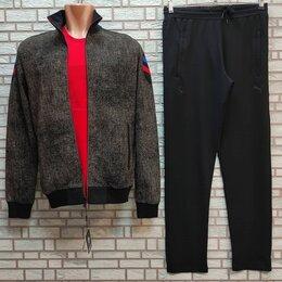 Спортивные костюмы - Спортивный костюм Puma BMW коричневый, 0