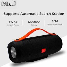 Портативная акустика - Беспроводная Bluetooth колонка, 0