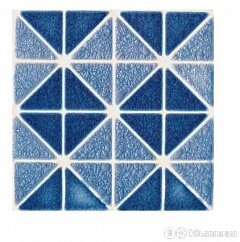 GRAZIA Complementi Samarcanda Blu 13X13 по цене 1369₽ - Керамическая плитка, фото 0