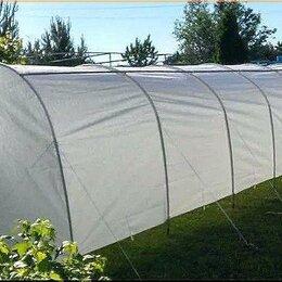 Парники и дуги - Парник Большой Урожай дачный выс 1.7 длина 5 метров укрывной материал, 0