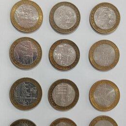 Монеты - Коллекционые монеты в России набор по12 шт. , 0