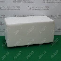 Пуфики - Банкетка прямоугольник 670х330х360мм, цвет белый, BN-001 белый, 0
