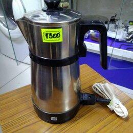 Кофеварки и кофемашины - Электро-кофеварка Нержавеющая сталь, 0
