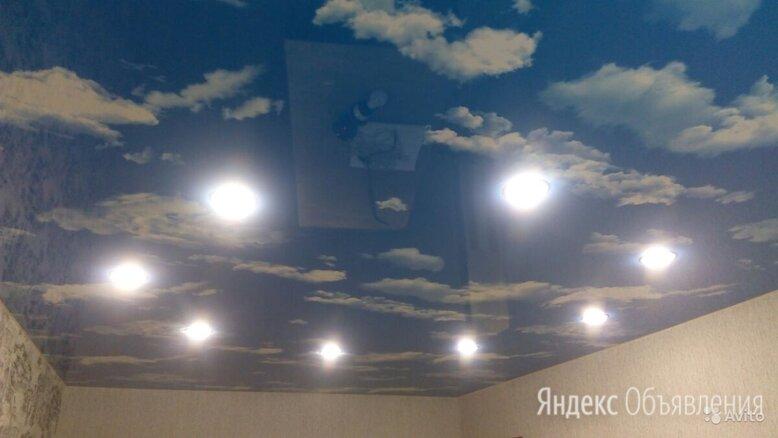 Натяжные потолки по цене 250₽ - Потолки и комплектующие, фото 0
