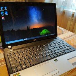 Ноутбуки - Отличный Acer Aspire E1-571G i7, 0