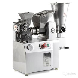 Тестомесильные и тестораскаточные машины - Пельменный аппарат настольный jgl 60 (ar) foodatlas, 0