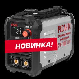 Сварочные аппараты - Сварка инвертор Ресанта 190T LUX Синергия (НОВИНКА 2021 ГОДА!), 0