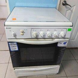 Плиты и варочные панели - Комбинированная газовая плита индезит, 0
