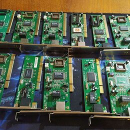 Сетевые карты и адаптеры - Сетевые карты PCI, 0
