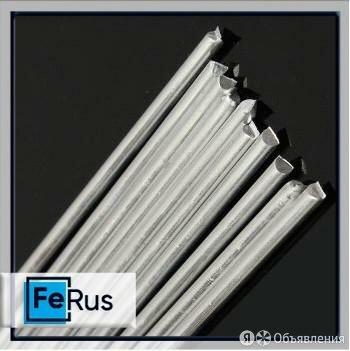 Пруток алюминиевый 250 мм АК4-1 ГОСТ 21488-97 от Феруса по цене 305500₽ - Металлопрокат, фото 0