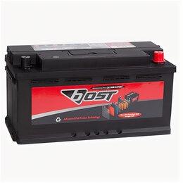 Другое - Аккумулятор Bost 58039 80 Ач 730А низкий, 0