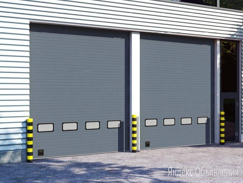 Промышленные ворота по цене 111916₽ - Заборы, ворота и элементы, фото 0