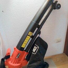 Воздуходувки и садовые пылесосы - воздуходувка-пылесос hammer vzd 2000p, 0