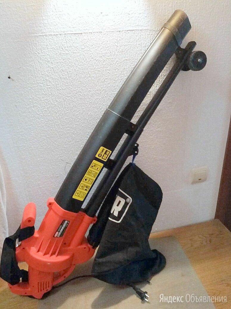 воздуходувка-пылесос hammer vzd 2000p по цене 2200₽ - Воздуходувки и садовые пылесосы, фото 0