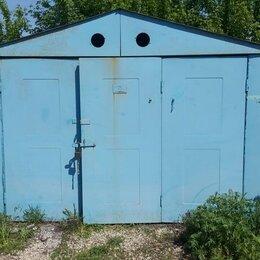 Готовые строения - Разборный металлический гараж 22 кв.м, 0