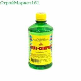 Растворители - Уайт-спирит 0.5 л., 0