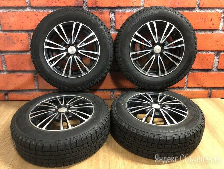 Зимние шины с дисками 175/70/R14 Hankook Winter по цене 13000₽ - Шины, диски и комплектующие, фото 0