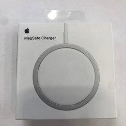 Зарядные устройства и адаптеры - Беспроводная зарядка Apple MagSafe, 0
