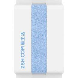 Полотенца - Хлопковое полотенце xiaomi zsh youth series 76 x 34, blue, 0