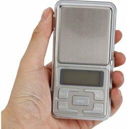 Весы ювелирные - Портативные карманные точные мини-весы, 0