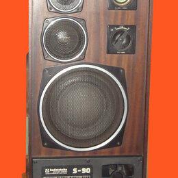 Акустические системы - Колонка Radiotehnika S-90  Колонка 35 ас-212, 0