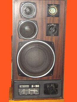 Акустические системы - Колонка Radiotehnika S-90, 0