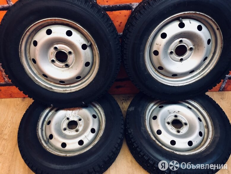 Резина зимняя 185/70/R14 Yokohama Ice Guard Stud по цене 7500₽ - Шины, диски и комплектующие, фото 0