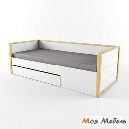 Комплектующие - Кровать нижняя с фальшпанелью универсальная Робин Wood Лайт, 0
