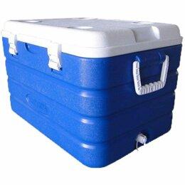 Сумки-холодильники и аксессуары - Изотермический контейнер Арктика 2000-60 синий, 0