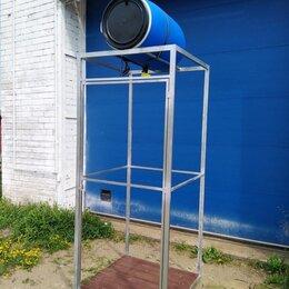 Строительство - Дачная душевая кабинка, 0