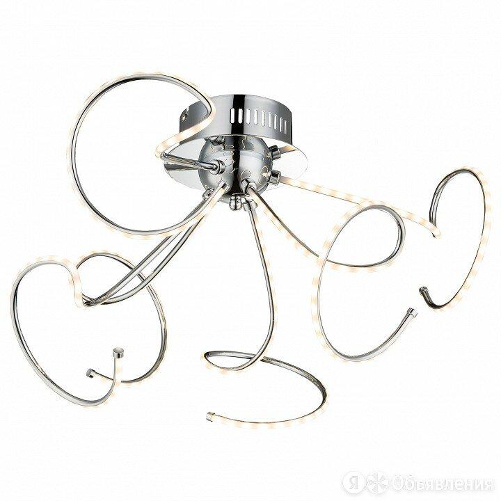 Потолочная люстра Globo Rebel 67814D1 по цене 41219₽ - Люстры и потолочные светильники, фото 0