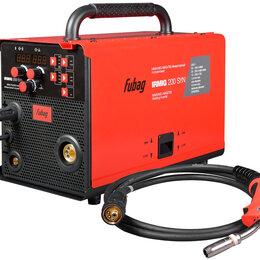 Сварочные аппараты - Инверторный полуавтомат FUBAG IRMIG 200 SYN, 0