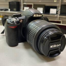 Фотоаппараты - Фотоаппарат Nikon D3100 + Объектив Nikon AF-S Nikk, 0